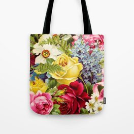 flowers profusion Tote Bag