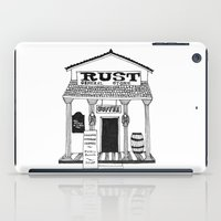 general iPad Cases featuring General Store by Mrs. Ciccoricco