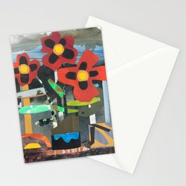 Poppies Stationery Cards