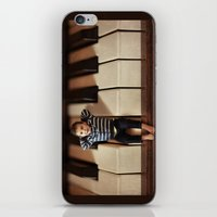 toddler iPhone & iPod Skins featuring Just wanted to drop you a note! by micklyn
