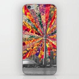 Blooming Toronto iPhone Skin