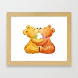 Bears Framed Art Print
