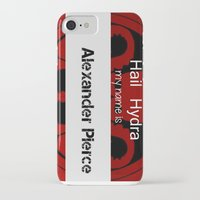 hydra iPhone & iPod Cases featuring Hail Hydra by Chichina Chic