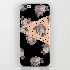 Roses and Peach iPhone & iPod Skin