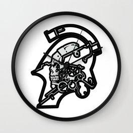 HIdeo Kojima logo new sam porter lou death stranding skull Wall Clock
