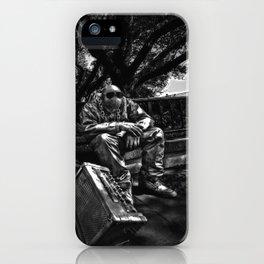 too Heavy Metal iPhone Case