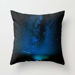 Arizona Summer Nights Throw Pillow