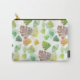 Seamless Tropical Carry-All Pouch