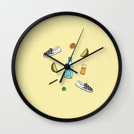 drew barrymore Wall Clock