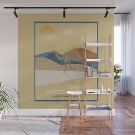 Speed Hump - Fastest Camel in Africa Wall Mural