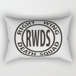 Right Wing Death Squad 3 Rectangular Pillow