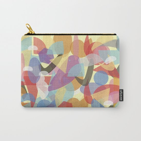 Abstract 23 Carry-All Pouch
