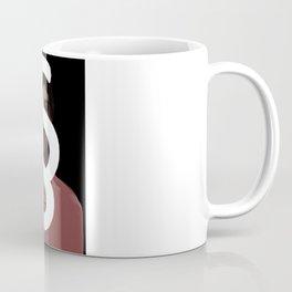 Behind the Paragraph Coffee Mug