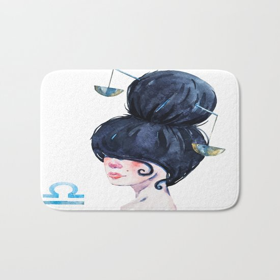 Libra Bath Mat