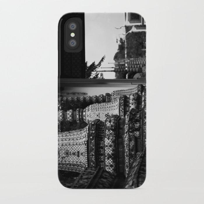 Bangkok iPhone Case