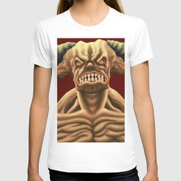 Cyberdemon from DOOM T-shirt