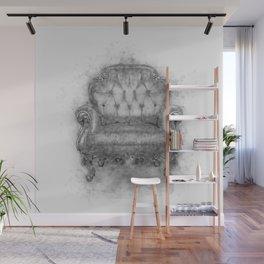 Sit a Bit! Wall Mural