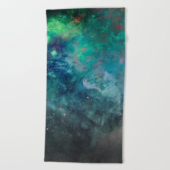 σ Lyncis Beach Towel