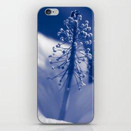Enchanting Moments - Pua Aloalo - Koki'o Ke'oke'o - Hibiscus Arnottianus - Hawaiian White Hibiscus iPhone Skin