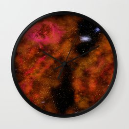 After the Supernova Wall Clock