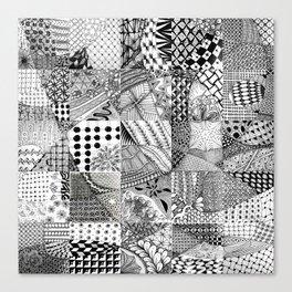 Collaboration Test Canvas Print