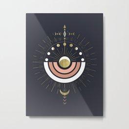 Full Magic Moon Metal Print