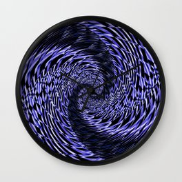 Rotating in Circles Series 08 Wall Clock