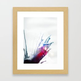 Rampage Framed Art Print