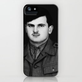 YOUNG. WILD. IMMIGRATION. iPhone Case