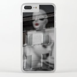 Dummy Clear iPhone Case