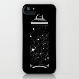 Space Can iPhone Case