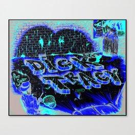 Doity Rat Canvas Print