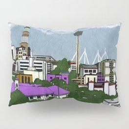 San Antonio, Texas (Cityscape) Pillow Sham