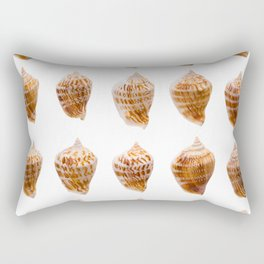 Seashells collection Rectangular Pillow