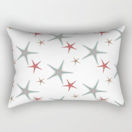 Fishtales: Starfish 3 pattern 1 Rectangular Pillow