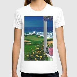 Balcony View T-shirt