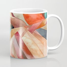 Cali Cubical Coffee Mug