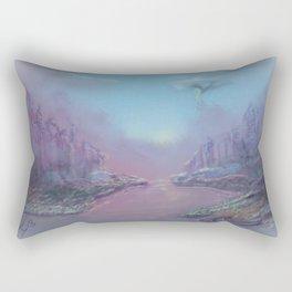 Lavender Mist Rectangular Pillow
