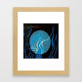 Viens Framed Art Print