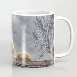 Russian Orthodox Cathedral - Paris, France Coffee Mug