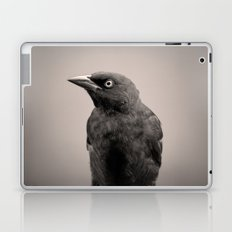 Goth Grackle Laptop & iPad Skin