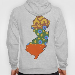 New Jersey Brook Trout Hoody