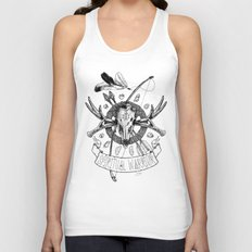 Spiritual Warrior Unisex Tank Top