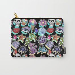 Black Sea Of Miracles Carry-All Pouch