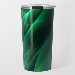 Alien Grass Travel Mug