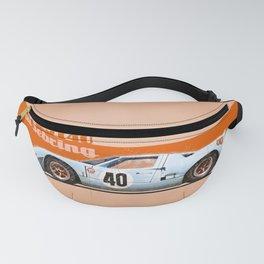 GT40 at Sebring Fanny Pack