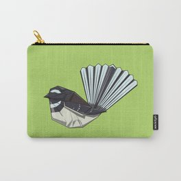 Fantail origami Carry-All Pouch
