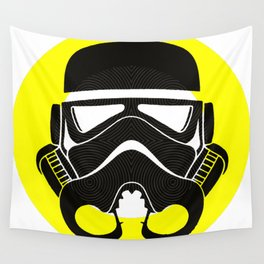Trooper #M55 Wall Tapestry