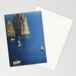 Capri, Amalphi Coast, Italy 7 Stationery Cards