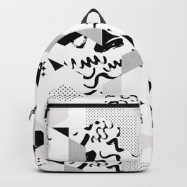 In between the lines and dots Backpack